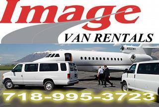 IMAGE Van Rentals - 12-15 Passenger Van Rentals in New York NJ CT DC - Jamaica, NY