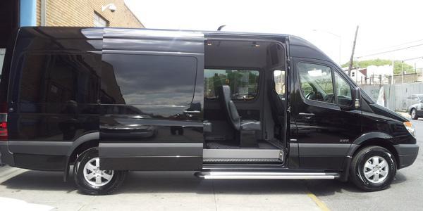 Pictures For JFK Airport Van Rentals 15 Passenger Vans