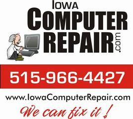 Des Moines Computer Repair - Urbandale, IA