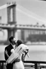 Jack Slomovits Photographs & Films / A Wedding Photo - New York, NY