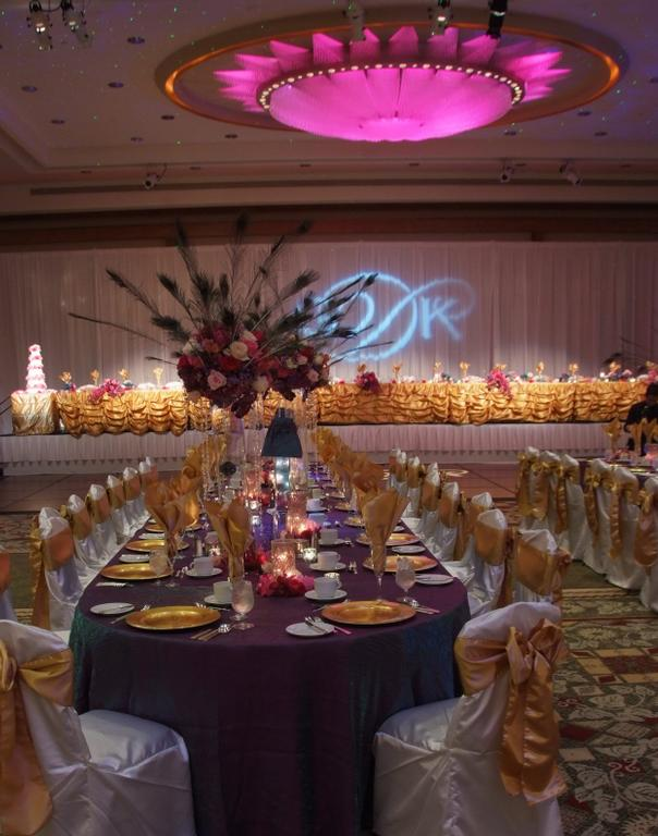 Peacock Theme Wedding By Hawaii Weddings And Events