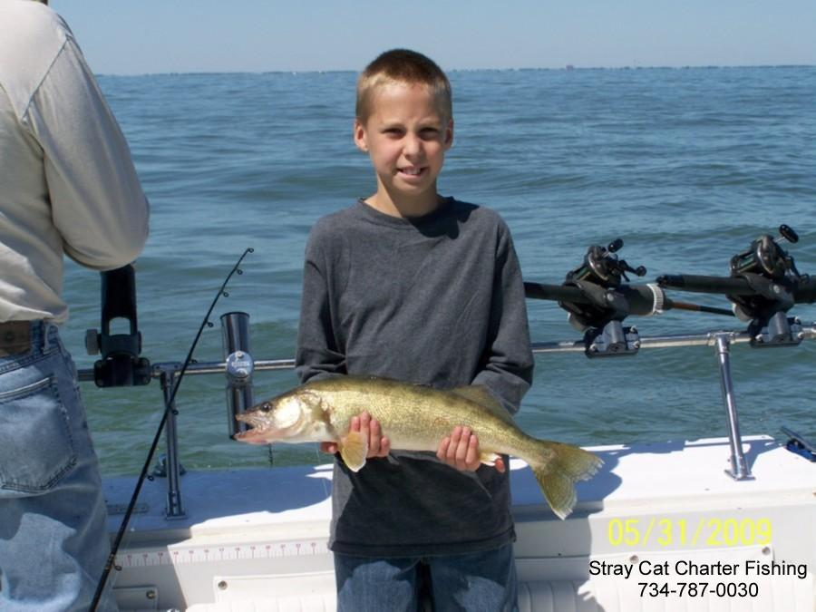 Dnr weekly fishing report michigan share the knownledge for Michigan dnr fishing report