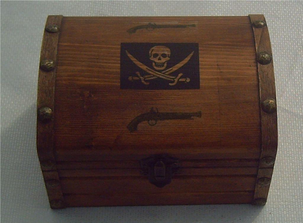 PDF DIY Wood Treasure Chests Download wood veneer atlanta ...