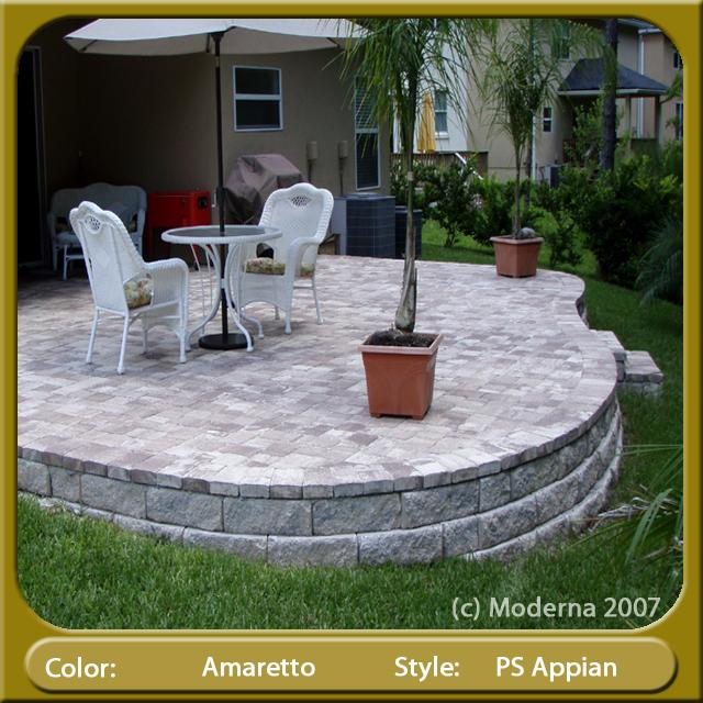 Pictures For Moderna Pavers Jacksonville In Jacksonville