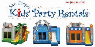 San Diego Kids Party Rentals - San Diego, CA