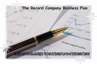 Business plan media production company