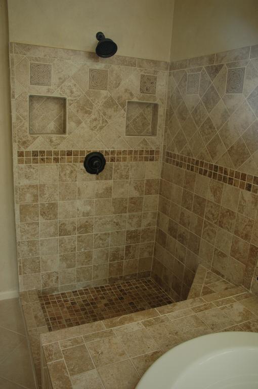 New Master Bathroom Shower Tub Alr Home Staging And Showcasing Llc In Woodstock Ga 30189