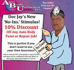 Auto Body Unlimited Inc - Simi Valley, CA