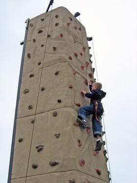 Pics Photos Mobile Rock Climbing Wall
