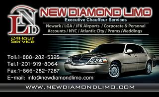 New Diamond Limo & Taxi Car - Homestead Business Directory