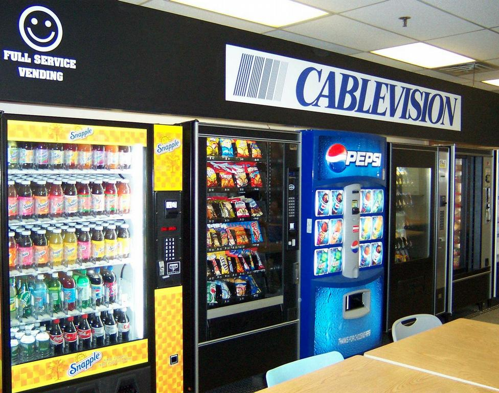 Full Service Vending Rockaway Nj 07866 800 938 3638