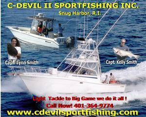 C-Devil Ii Sportfishing INC - Narragansett, RI