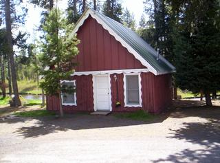 Crescent Creek Cottages - Crescent Lake, OR