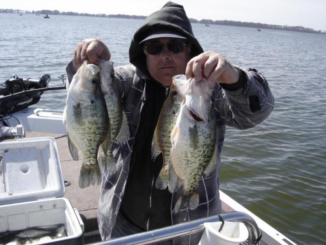 pictures for al hamilton 39 s reelfoot lake fishing