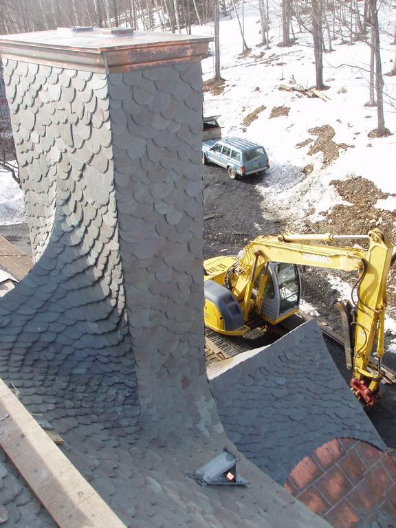 Slate affair inc richford vt 05476 802 848 7679 roof for Slate roof covering