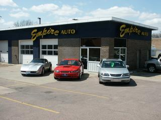 Empire auto sales low cost cars and trucks include for Big city motors sioux falls sd