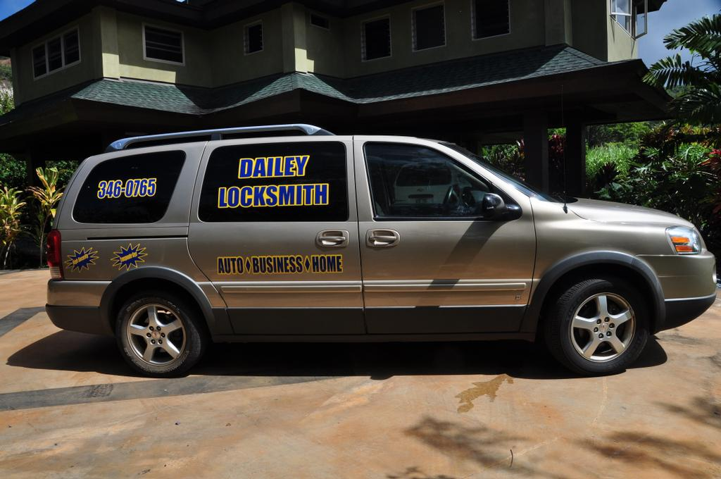 Dailey locksmith kauai lihue hi 96766 808 346 0765 for Kuhio motors service department
