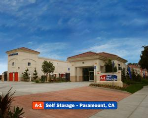 A-1 Self Storage - Paramount, CA