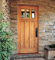Most Popular Exterior Door Wood V S Fiberglass V S Steel Tikal Doors In