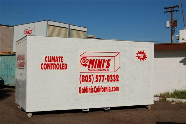 Climate Controlled Storage Containers from Go Minis!   Go ...