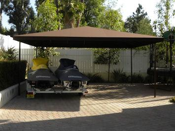 Canvas Carports From Superior Awning Inc In Van Nuys Ca 91411