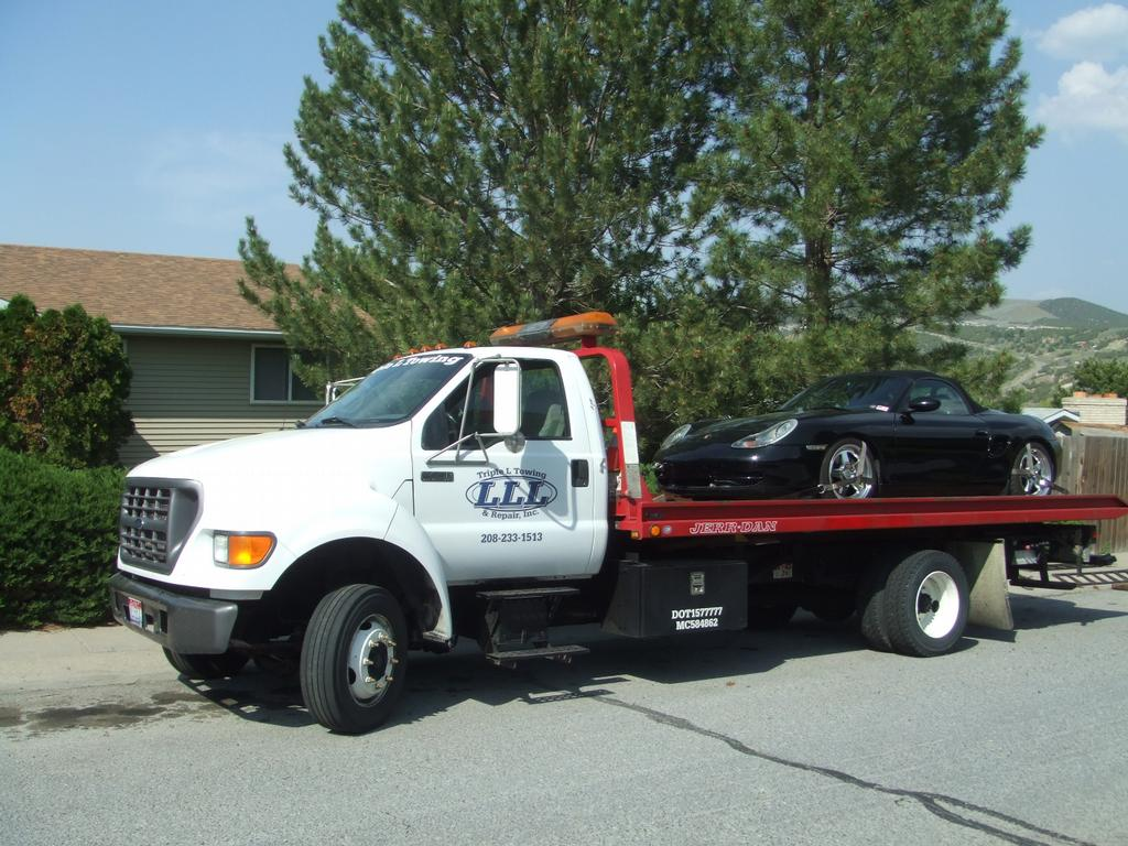 Pocatello Car Dealers >> Pictures for Triple L Towing & Repair Inc in Pocatello, ID
