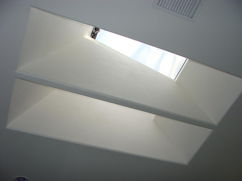 Carlsbad Openable Skylight In Bathroom From Lighten Up
