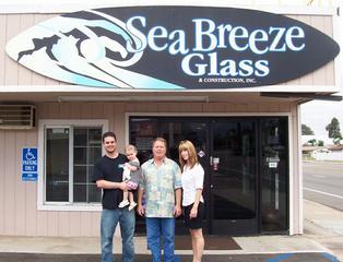 Sea Breeze Glass & Constr Inc - Poway, CA