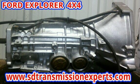 2002 ford explorer 4x4 transmission transmission experts el cajon ca. Cars Review. Best American Auto & Cars Review