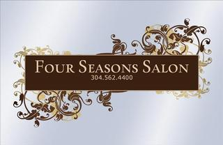 Four seasons salon hurricane wv 25526 304 562 4400 for 4 seasons beauty salon