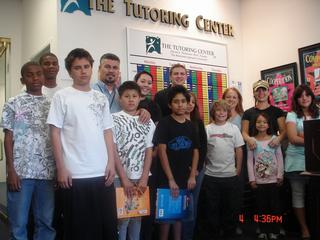 Tutoring Center - Fontana, CA