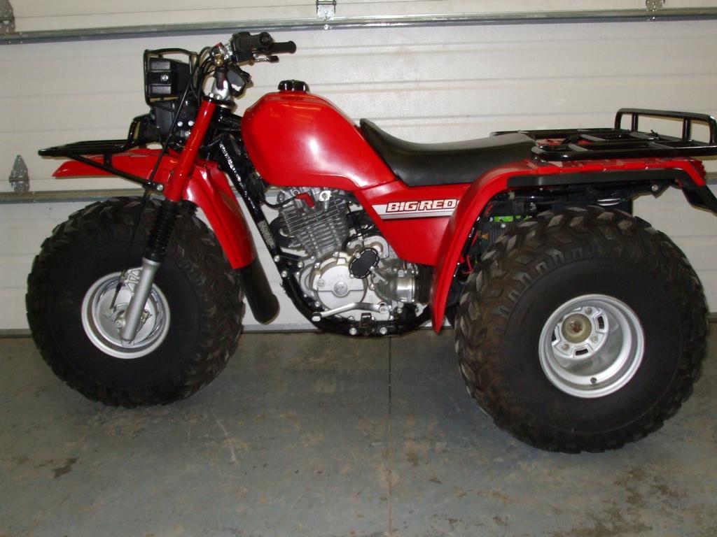 1985 Honda Big Red 3 Wheeler 001