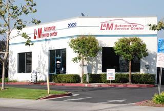 L&M Automotive Service Center - Lake Forest, CA