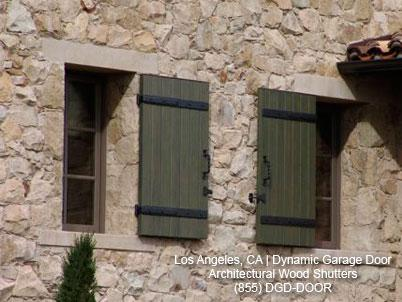 Tuscan Architectural Window Shutters Los Angeles Ca From Dynamic Garage Door Los Angeles