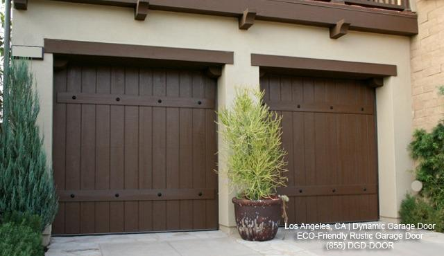 Eco friendly custom garage doors los angeles ca from for Eco friendly doors