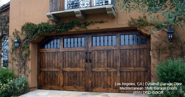 Tuscan garage doors los angeles ca dynamic garage for European garage doors