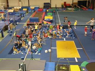 Central Coast Gymnastics Sports Center, Inc. - San Luis Obispo, CA