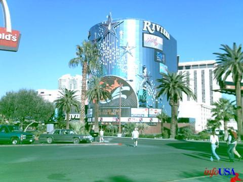 Riviera Hotel & Casino, Las Vegas NV 89109
