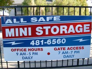 All Safe Mini Storage - Arroyo Grande, CA