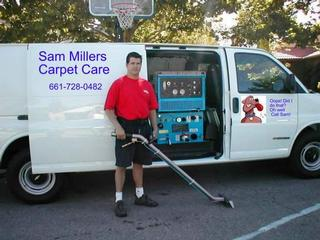 Sam Miller's Carpet Care - Lancaster, CA