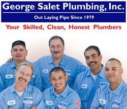 George Salet Plumbing - Brisbane, CA