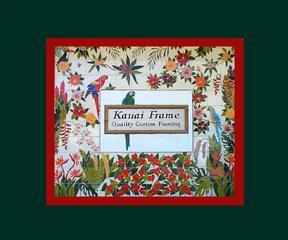 Kauai Frame - Lihue, HI