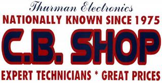 Thurman Electronics Cb Radio - Homestead Business Directory