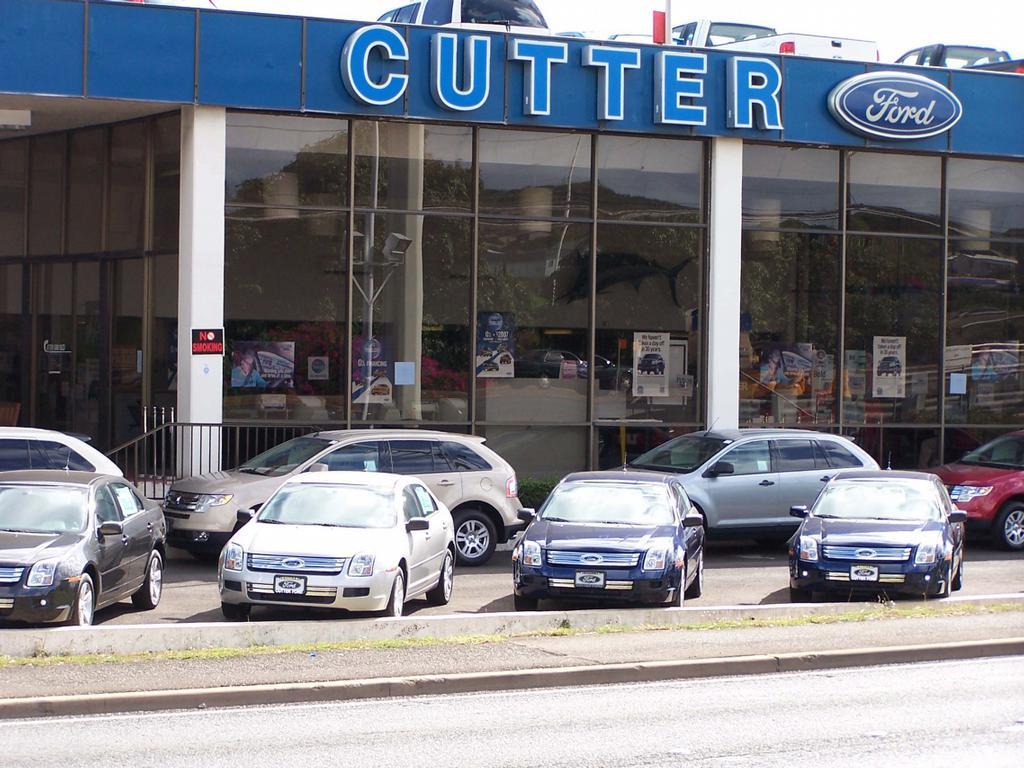 Cutter Ford Aiea >> Ford Cars And Trucks From Cutter Ford Isuzu In Aiea Hi 96701