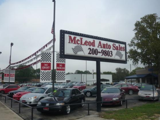 mcleod auto sales killeen tx 76541 254 200 9803 used car dealers. Black Bedroom Furniture Sets. Home Design Ideas