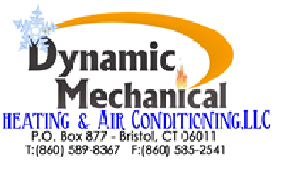 Dynamic Mechanical Heating & Air - Plainville CT 06062 | 860-589-8367