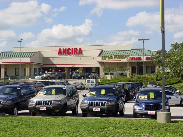 pictures for ancira chrysler jeep dodge ram in san antonio tx 78230. Cars Review. Best American Auto & Cars Review