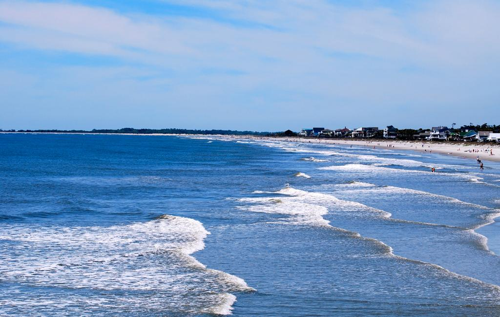 Oceanfront Hotels Near Folly Beach Sc