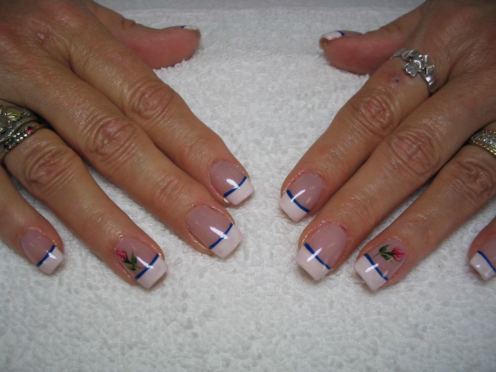 Pictures for Freehand Nail Art Nail Studio in Greer, SC 29651