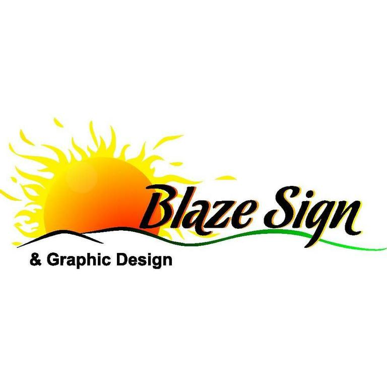 Blaze Sign Amp Graphic Design Pocatello Id 83201 208 232
